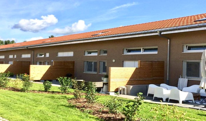 COURROUX - MAGNIFICENT SEMI-DETACHED HOUSE VON 5,5 ZIMMER - 160 M2 - TERRASSE 40 M2